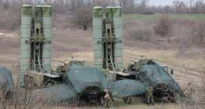 В Крыму - масштабный полевой выход подразделений ПВО Южного военного округа