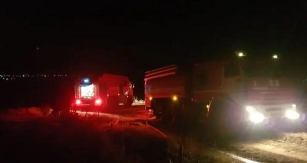 В Крыму – 13 пожаров за одни сутки