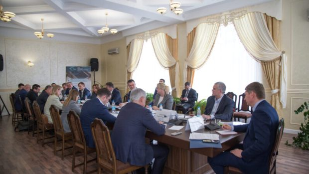 Визит в Крым Министра экономического развития РФ Максима Решетникова. Итоги
