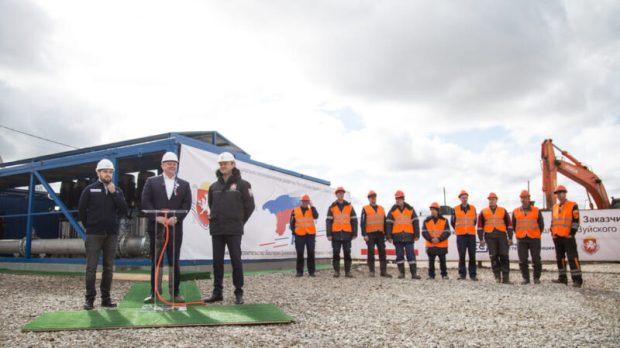 Симферополь уже получает воду из Бештерек-Зуйского водовода