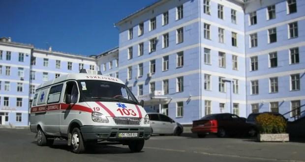 Симферопольская станция скорой медицинской помощи отметила 100 лет со дня основания