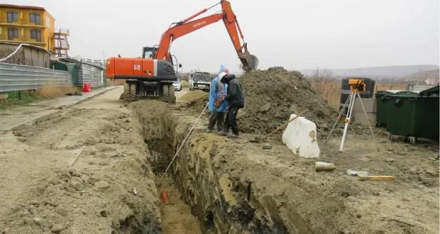 В Коктебеле при ведении земляных работ были найдены человечески останки. Разбирается Следком