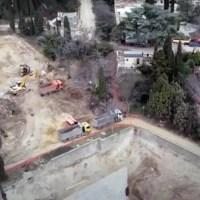 Застройщик после вопроса из Кремля объяснил РБК «демонтаж» деревьев в Форосском парке
