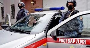 В Крыму и Севастополе росгвардейцы пресекли ряд правонарушений