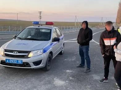 Ну сколько можно повторять: в Крыму инспекторы ДПС взяток не берут