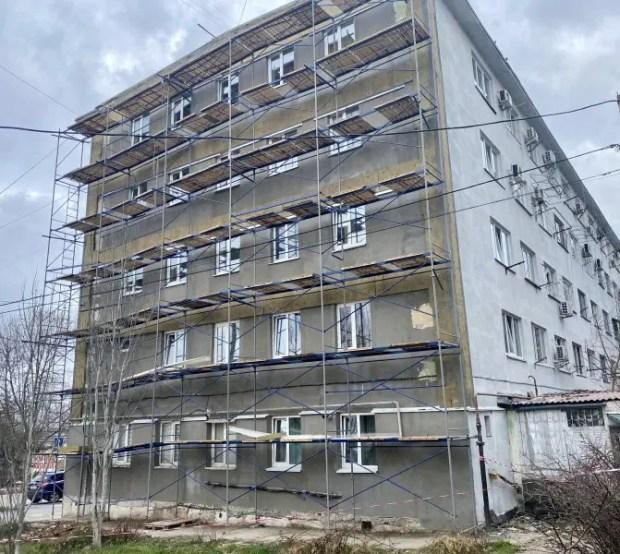 В Севастополе в 2021 году намерены капитально отремонтировать более 170 домов