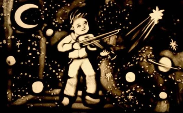Крымчанка Ксения Симонова сняла клип для победителя Евровидения-2009 Александра Рыбака