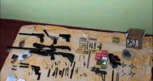 Токарь одного из севастопольских предприятий дома изготавливал и хранил оружие