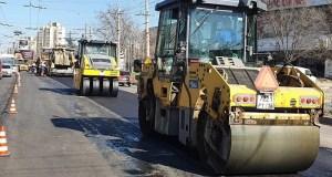 В Симферополе снова ограничение движения по ул. Киевской: на этот раз от ул. Толстого до площади Куйбышева