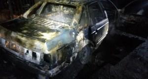 Автопожар в алуштинском селе Рыбачье и еще 7 пожаров минувших суток в Крыму