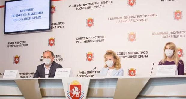 Крымчане стали реже жаловаться на проблемы с водой. Привыкли?