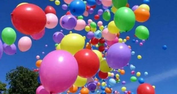 Минприроды Крыма призывает отказаться от запуска воздушных шаров во время праздников