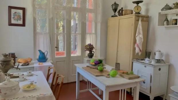 В Ялте снова можно увидеть мемориальный флигель дома-музея А.П.Чехова