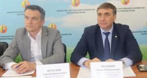 Минсельхоз Крыма планирует сотрудничество с Роскосмосом