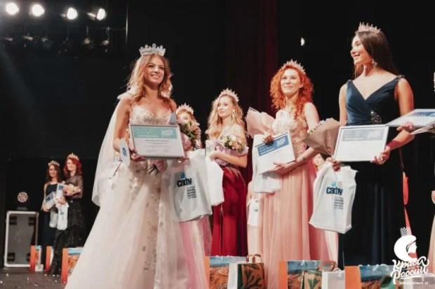 У студентки КФУ - второе место конкурса «Краса студенчества России»