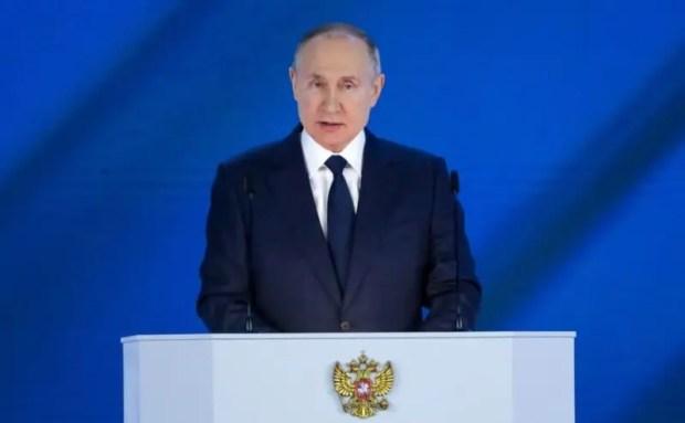 Крымская тематика в ежегодном послании Президента России Федеральному собранию