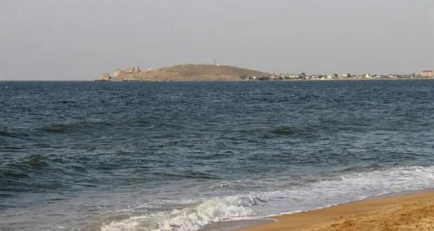 В Азовском море началась разведка подземных (поддонных) пресных вод