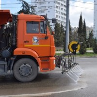 «Севастопольский Автодор» готовит дороги к лету