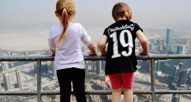 Стоит ли ехать с ребенком на отдых в Дубай