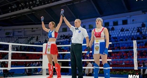 Симферопольская спортсменка Валерия Зубченко – победитель Чемпионата России по кикбоксингу