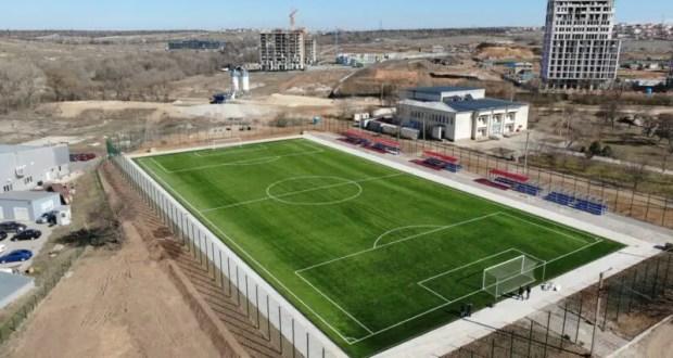 В Крымском федеральном университет открыли новые спортивные объекты