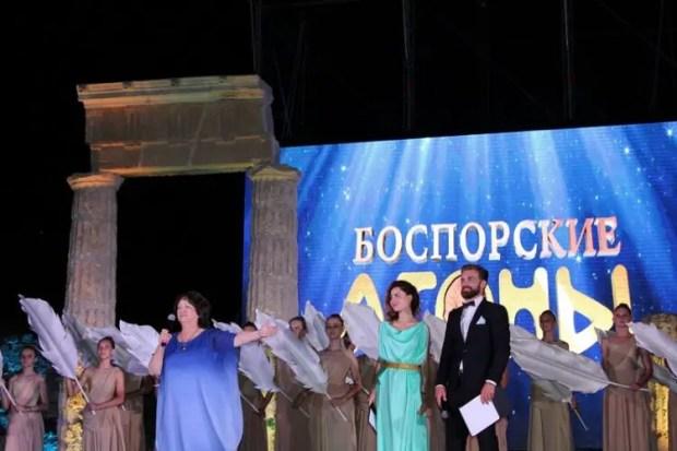 Международный фестиваль античного искусства «Боспорские агоны» пройдет в этом году с 11 по 16 июня