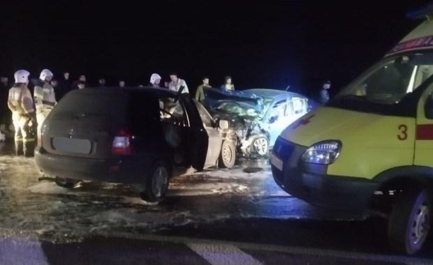 Вечернее ДТП в Симферополе: один человек погиб, еще трое – госпитализированы