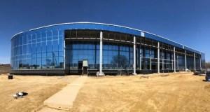 В Крыму строят Центр олимпийской подготовки РК по водным видам спорта