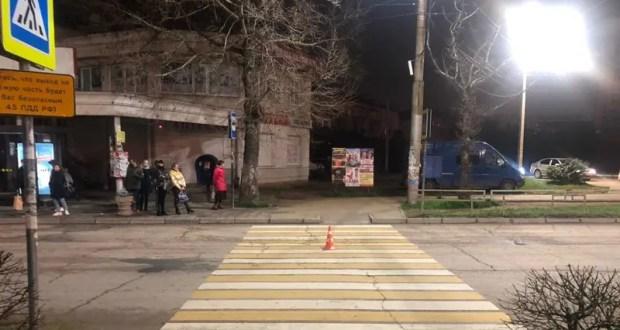 ДТП в Севастополе: женщина за рулем иномарки сбила ребенка и сбежала с места аварии