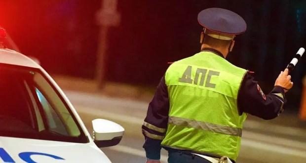 В Красногвардейском районе инспекторы ДПС остановили пьяного водителя. Оказалось – «рецидивист»