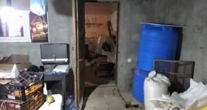 В Евпатории изъяли из незаконного оборота около 2 тысяч литров контрафактного алкоголя