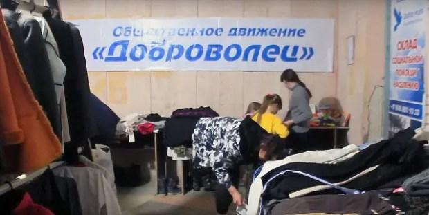 Здание, в котором когда-то была контора совхоза, стало настоящим Социальным Центром села Орлиное