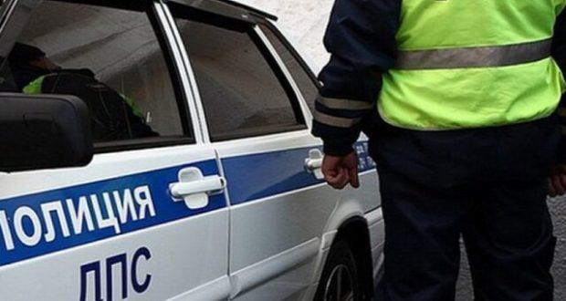 В Бахчисарайском районе нетрезвый водитель «катался» на угнанном автомобиле