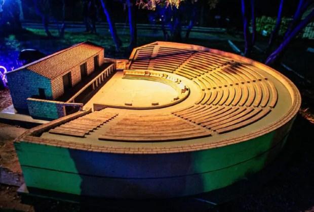Ночь музеев #НебесныеCимволы в Херсонесе Таврическом. Византийская экспозиция