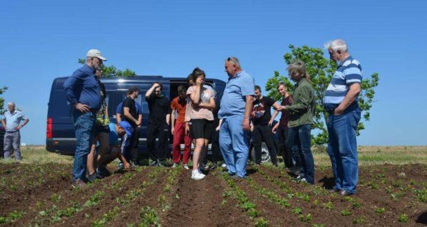 Молодое поколение аграриев Крыма готовят к работе в местных хозяйствах