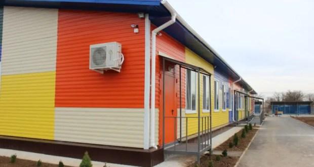 Мнение: в крымских селах целесообразней строить модульные детские сады