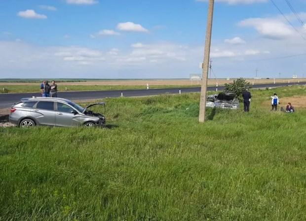 Смертельное ДТП на дороге «Черноморское – Евпатория»: погибла молодая женщина