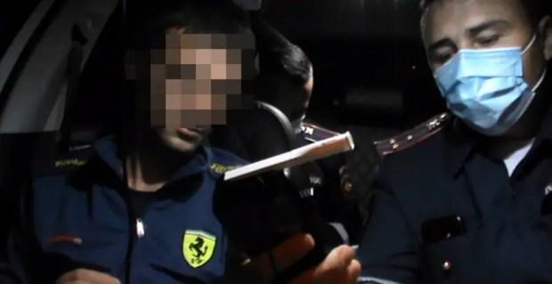 Погоня по трассе «Таврида» за пьяным водителем «ГАЗели» завершилась «применением табельного оружия»