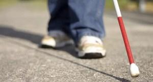 «Знакомая» обокрала в Саках слепого инвалида