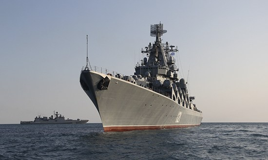 Будни моряков-черноморцев – стрельбы в открытом море и дальний поход