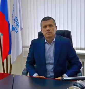 В ГУП РК «Вода Крыма» - новый руководитель