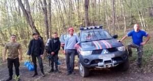 Более четырех часов длилась поисково-спасательная операция в горах Крыма