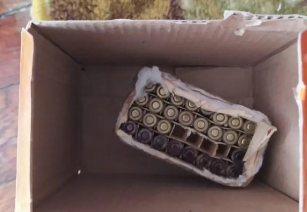 В Ялте мужчина хранил дома огнестрельное оружие и патроны
