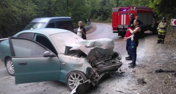 ДТП в районе Мангуп-Кале: двое пострадавших