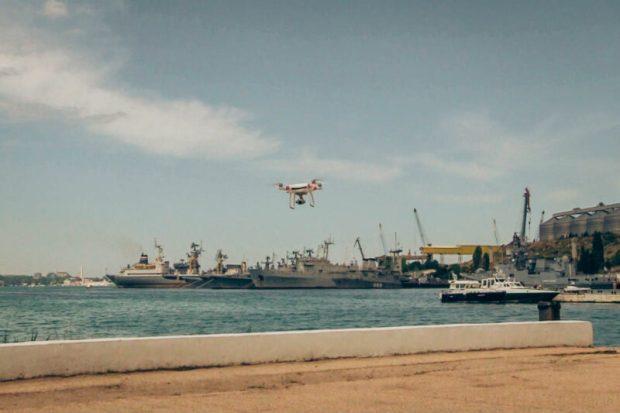 В Севастополе состоялся смотр сил и средств, обеспечивающих безопасность на водных объектах
