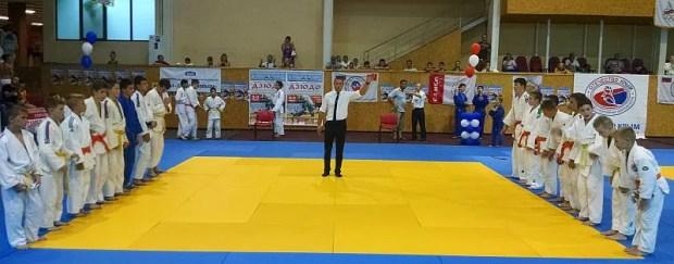 Этим летом в Севастополе - два масштабных турнира по дзюдо
