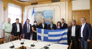 Крымские парламентарии встретились с делегацией из Греческой Республики