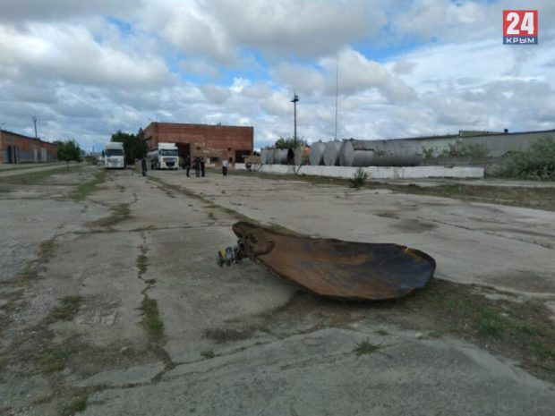ЧП в Щелкино: во время сварочных работ погиб рабочий