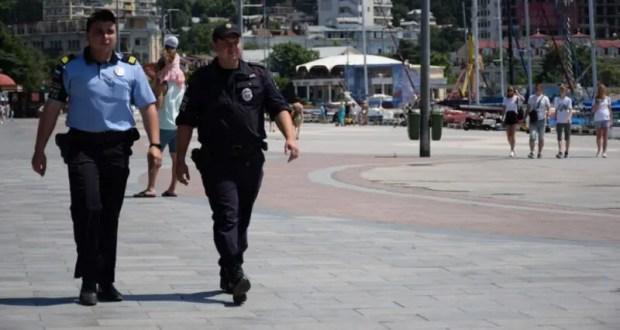 В Ялте задержали злоумышленников, находившихся в федеральном розыске
