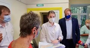 В поселке Грэсовский, под Симферополем построят новый корпус поликлиники